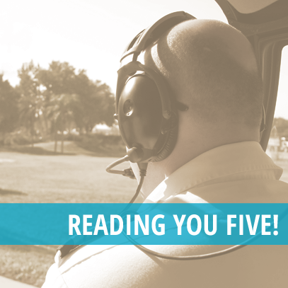 Reading You Five (IFR)